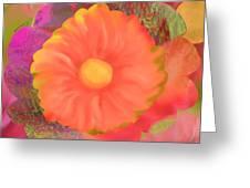 Garden Party IIi Greeting Card