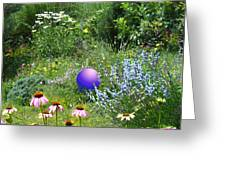 Garden Universe Greeting Card