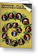 Gardeners And Farmers Greeting Card