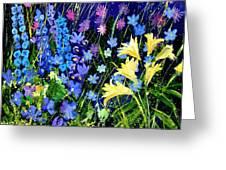 Gardenflowers 563160 Greeting Card