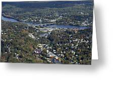 Gardiner, Maine Greeting Card