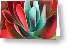 Garnet Jewel Greeting Card