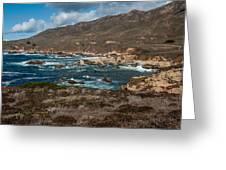 Garrapata Coast Greeting Card
