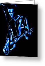 Gary Pihl Plays The Blues Greeting Card