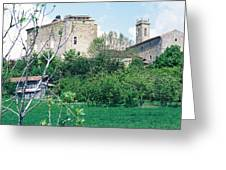 Gascony Village Greeting Card