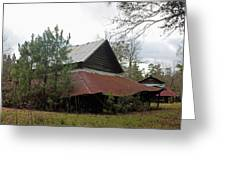 Gaskins Family Barn Series II Greeting Card