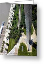 Gateway Arch St Louis 11 Greeting Card