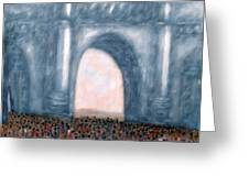 Gateway Of India Mumbai 2 Greeting Card
