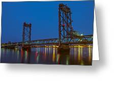 Gateway To Portsmouth Greeting Card