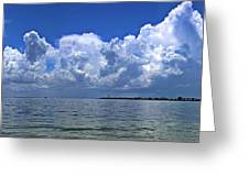 Gateway To The Gulf Greeting Card
