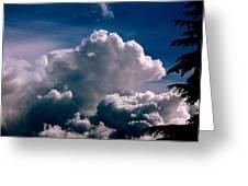 Gathering Storm Greeting Card