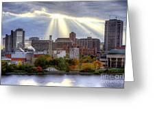 Gatineau Quebec Greeting Card