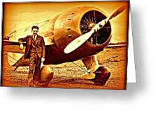 Gee Bee Greeting Card