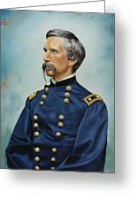 General Joshua Chamberlain Greeting Card