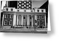 General Lying-in Hospital London England Uk Greeting Card