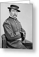 General Philip Sheridan Greeting Card