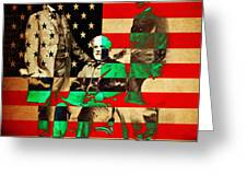 General Robert E Lee Greeting Card by Wingsdomain Art and Photography