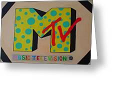 Generation Mtv Greeting Card