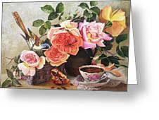 Generous Blooming Greeting Card