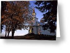Genesee Church Greeting Card