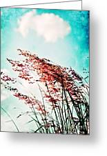Gentle Breeze 2 Greeting Card