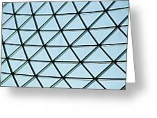 Geometric Charm Greeting Card
