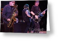George Thorogood And The Destroyers Greeting Card