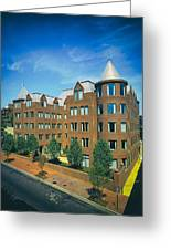 Georgetown Apartments - 1980s Greeting Card