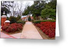 Georgia College State University Greeting Card