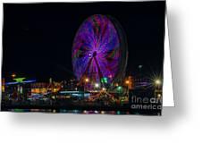 Georgia State Fair 2014  2 Greeting Card