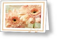 Gerber Daisy Joy 2 Greeting Card