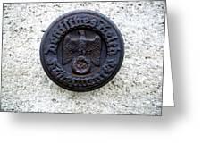 German Reich Seal Greeting Card