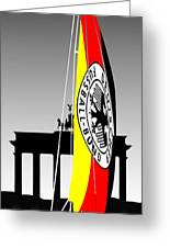Weltmeister-germany Greeting Card
