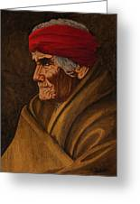 Geronimo At 77 Greeting Card