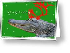 Get Merry Greeting Card