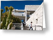 Getty Museum Greeting Card