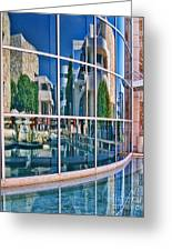Getty Reflections Greeting Card
