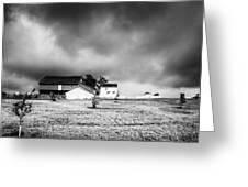 Gettysburg Battlefield 2779b Greeting Card
