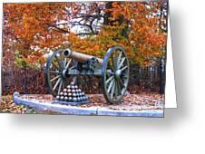 Gettysburg High Water Mark Greeting Card