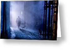 Ghost Of Love Greeting Card