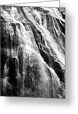 Gibbon Falls Greeting Card