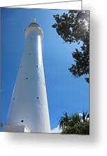 Gibbs Hill Lighthouse Greeting Card