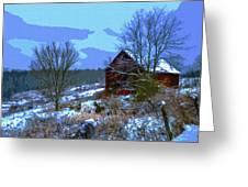 Gibisonville - Ohio 2 Greeting Card