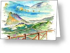 Gibraltar 02 Greeting Card