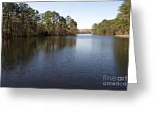 Gibson Pond Greeting Card
