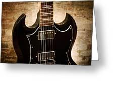 Gibson Sg Standard Brick Greeting Card