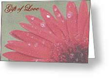 Gift Of  Love Greeting Card