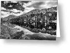 Gilbert Lake Greeting Card