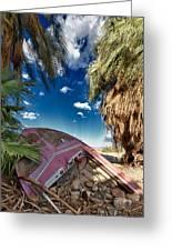 Gilligans Island Greeting Card