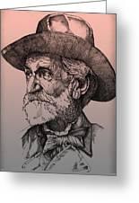 Giuseppe Verdi Greeting Card